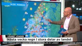 Snart vänder vädret - Nyheterna (TV4)