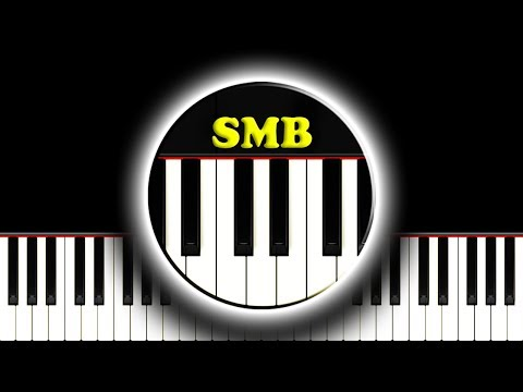 SHEET MUSIC BOSS THEME - Piano Tutorial