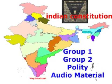 APPSC TSPSC Group 1-2-3 Polity audio material in Telugu - 87
