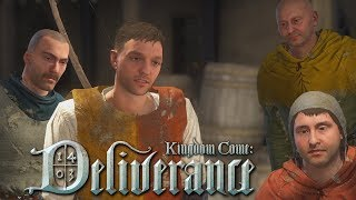 Rozmowa o Pracę [#18] Kingdom Come: Deliverance [4K]