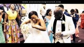 Ernest + Gloria  beautiful Ghanaian wedding Trailer 2017.(Brooklyn NY)
