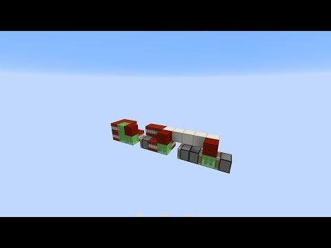 TNT Missile - Tomahawk Missile in Minecraft + Tutorial