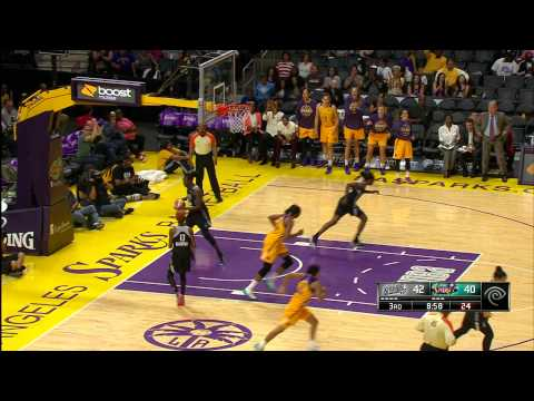 Nneka Ogwumike Scores 27 In Sparks Victory