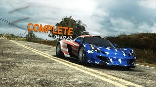 Need For Speed The Run: Stage 6 Campaign The Plains [Extreme Difficulty]  w/ Tier 6 Hypercars