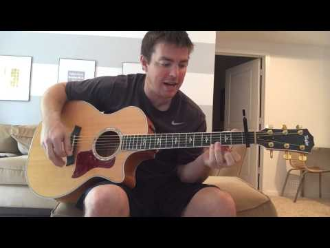 What I Love About Sundays - Craig Morgan (Beginner Guitar Lesson)