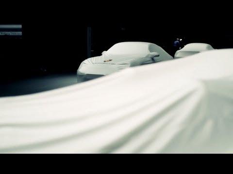 Follow Porsche at Geneva 2013