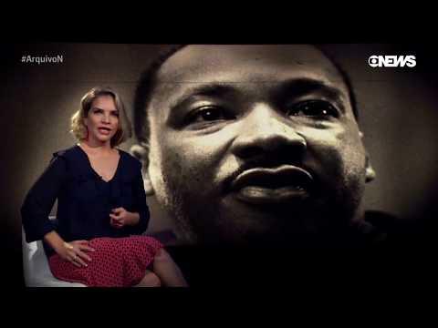 Os 50 anos da morte de Martin Luther King
