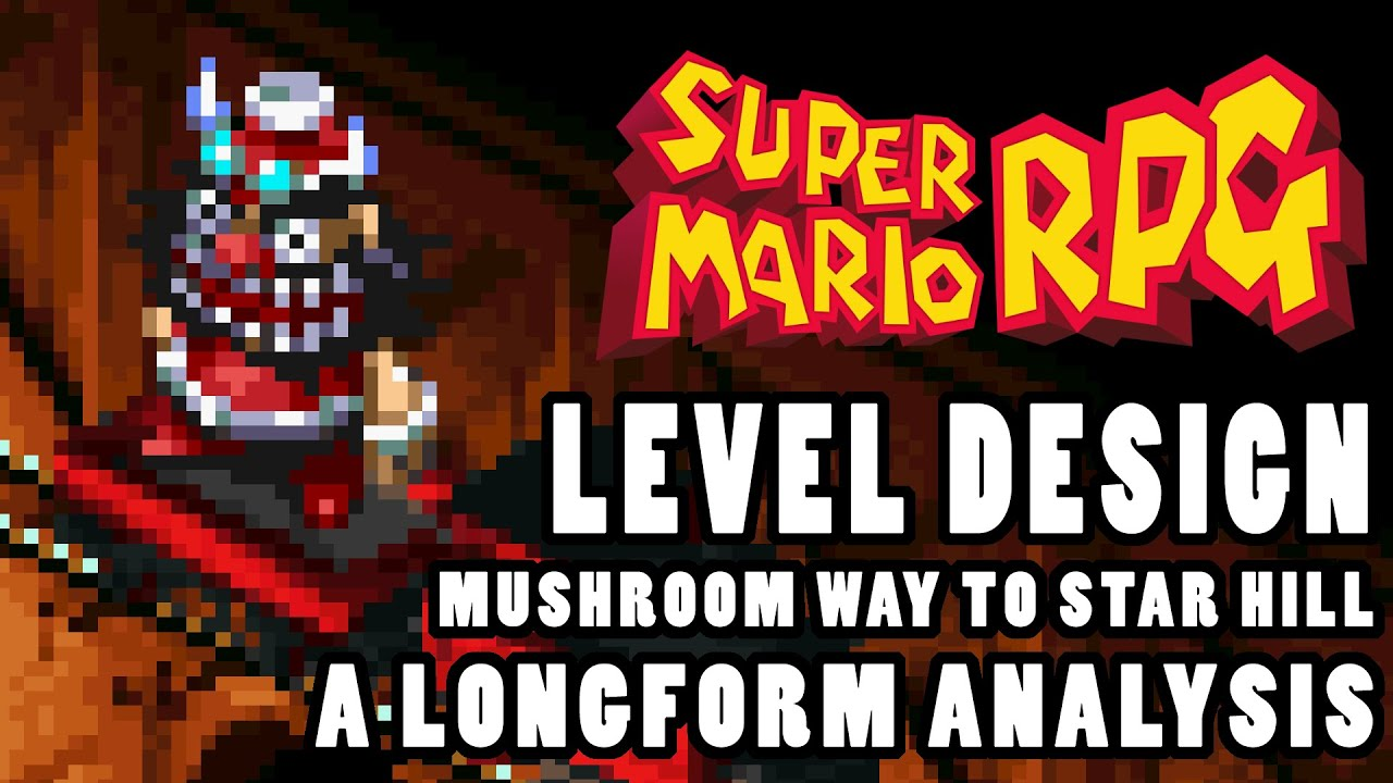 how to get to star hill mario rpg