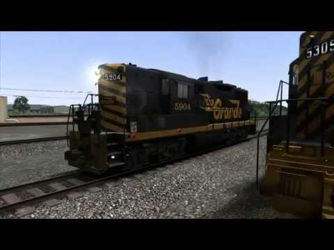 Train Simulator 2015 | DLC vorstellung D&RGW SD9 [Deutsch] |