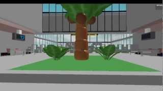 Santa Maria Public Airport. [Roblox]