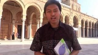 Testimoni Alumni Alhikmah 2 Brebes di Zaitunah, Tunisia