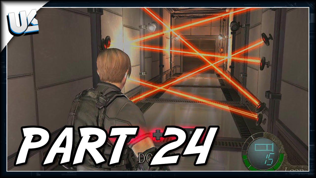 Resident Evil 4 Remastered Gameplay Walkthrough Part 24 Ps4