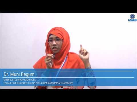 MRCP (UK)-PACES | Feedback by Dr. Muni Begum
