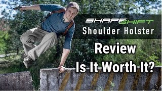 Alien Gear ShapeShift Shoulder Holster Review [T&E Review/Is It Worth It?]