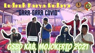 Download GSBD Mojokerto 2021   Bu Ikfina dawuh soal ijin pentas seni budaya   Cak Kirun hadir mengapresiasi