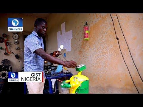 Nigerian Invents Generator That Runs On Water | Gist Nigeria