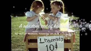 Random Acts of Kindness - Kid Quest 2012