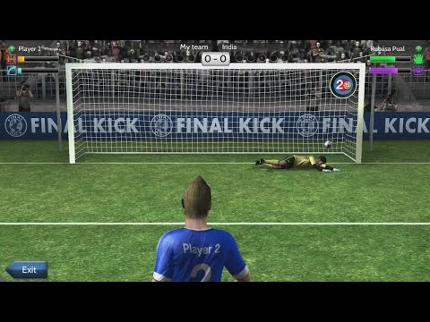 Final kick Android Gameplay