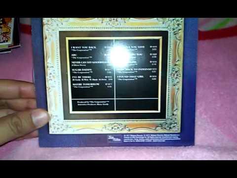Jackson 5 The Complete Album Collection Box set!