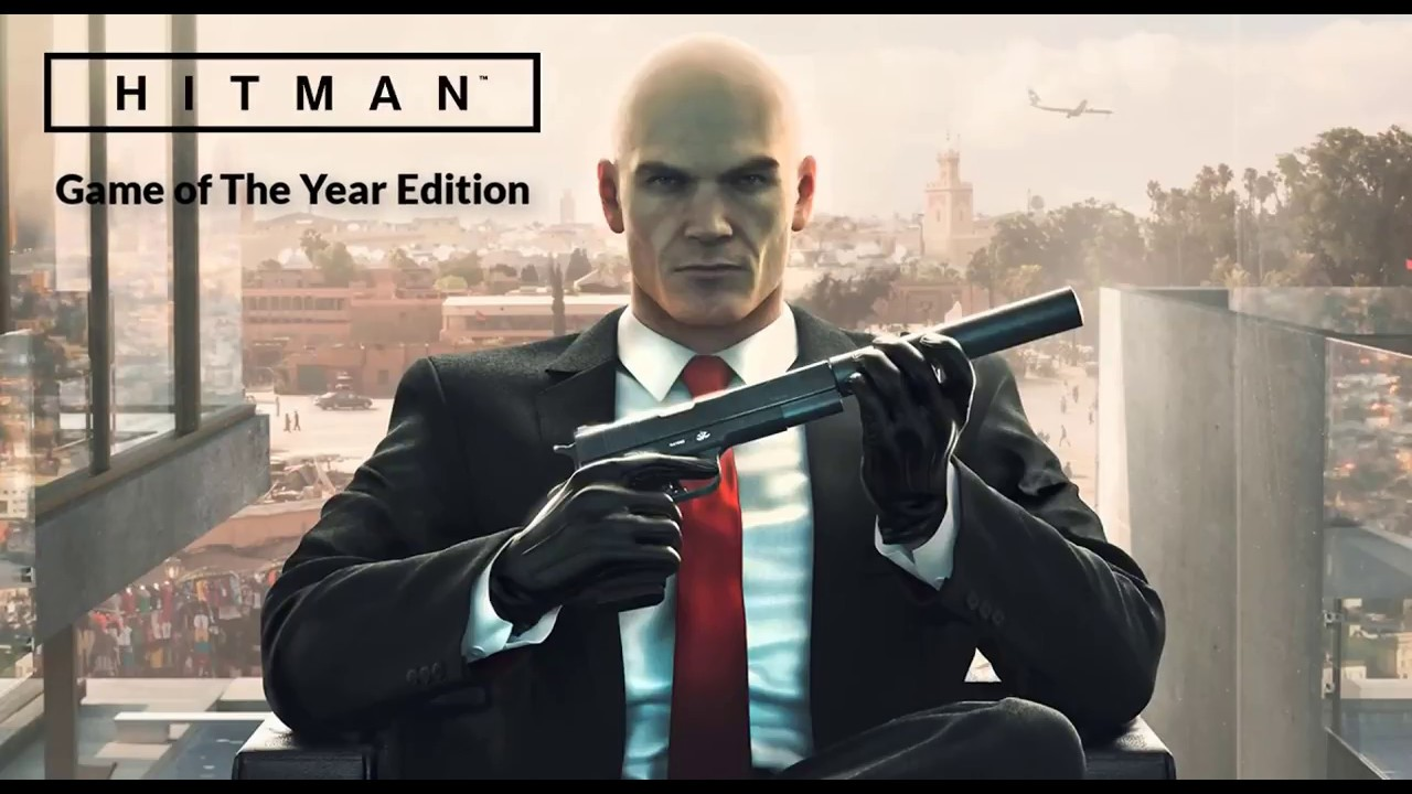 Hitman Game Of The Year Edition Trailer Trailer With Gameplay Ps4 Youtube