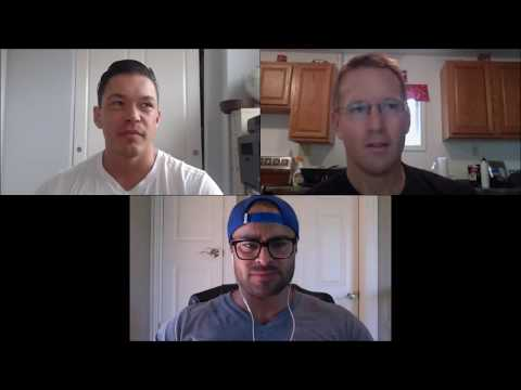 Jason Poston IFBB Pro Talks About Getting Ripped In Episode #9