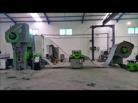 Perforated Metal Production Line / Производства Перфорированного Листа Перфометалл Перфолист Машины