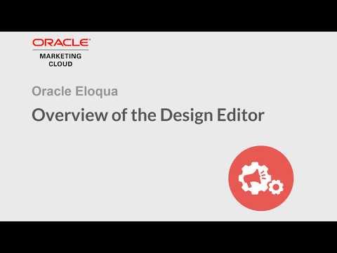 Oracle Eloqua | Marketing Cube | Connected Capability
