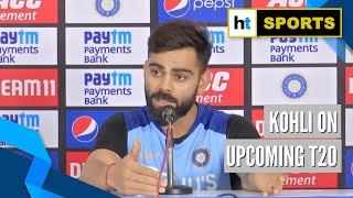 IND Vs WI | T20 is about taking risks, performance to improve from now: Kohli