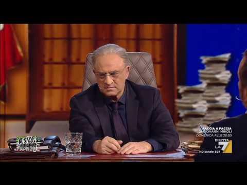 Crozza-De Luca: Mi scuso non volevo dire che bisogna uccidere Rosy Bindi