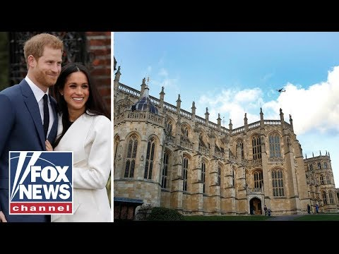 British ambassador talks Trump-May meeting, royal wedding