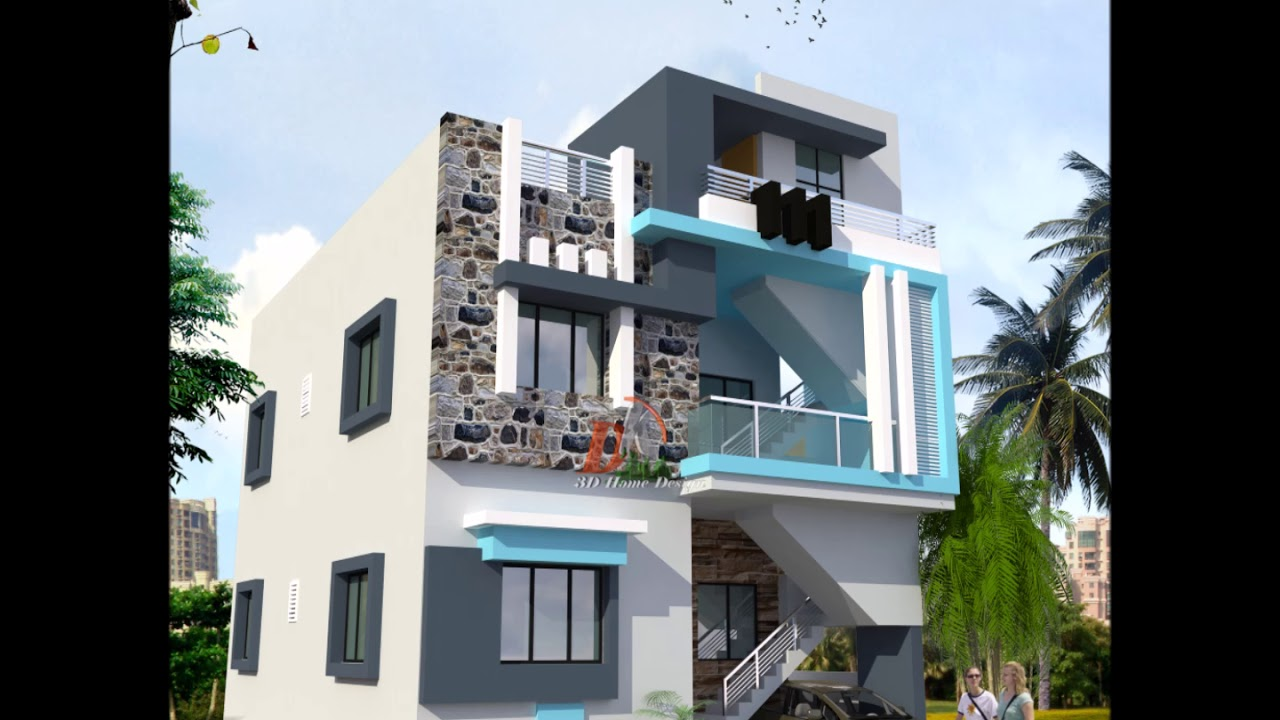 2 Story Modern Architecture