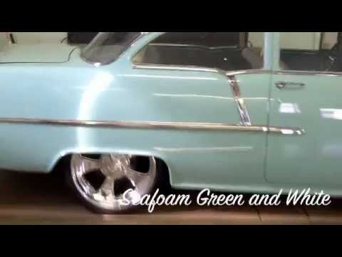 Repeat Whipple big block EFI 55 Chevy by Whipple