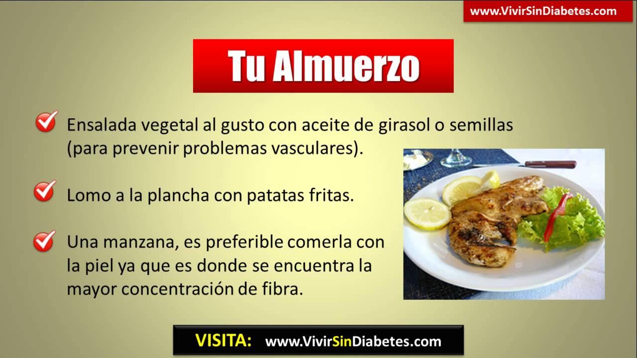 Comida para diabeticos tipo 2 - Los alimentos para