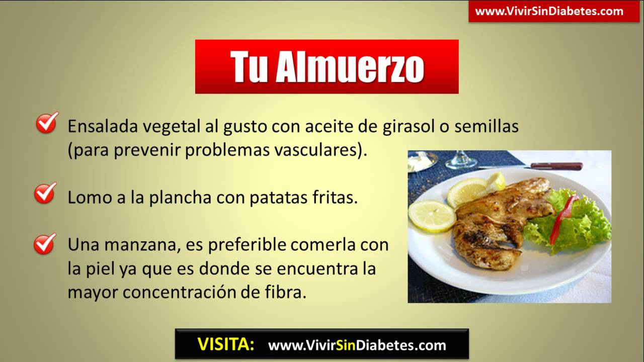 Dieta Para Diabeticos Tipo 2 Super Comidas Para
