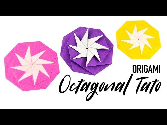Origami Instructions - Video Tutorials via @paper_kawaii