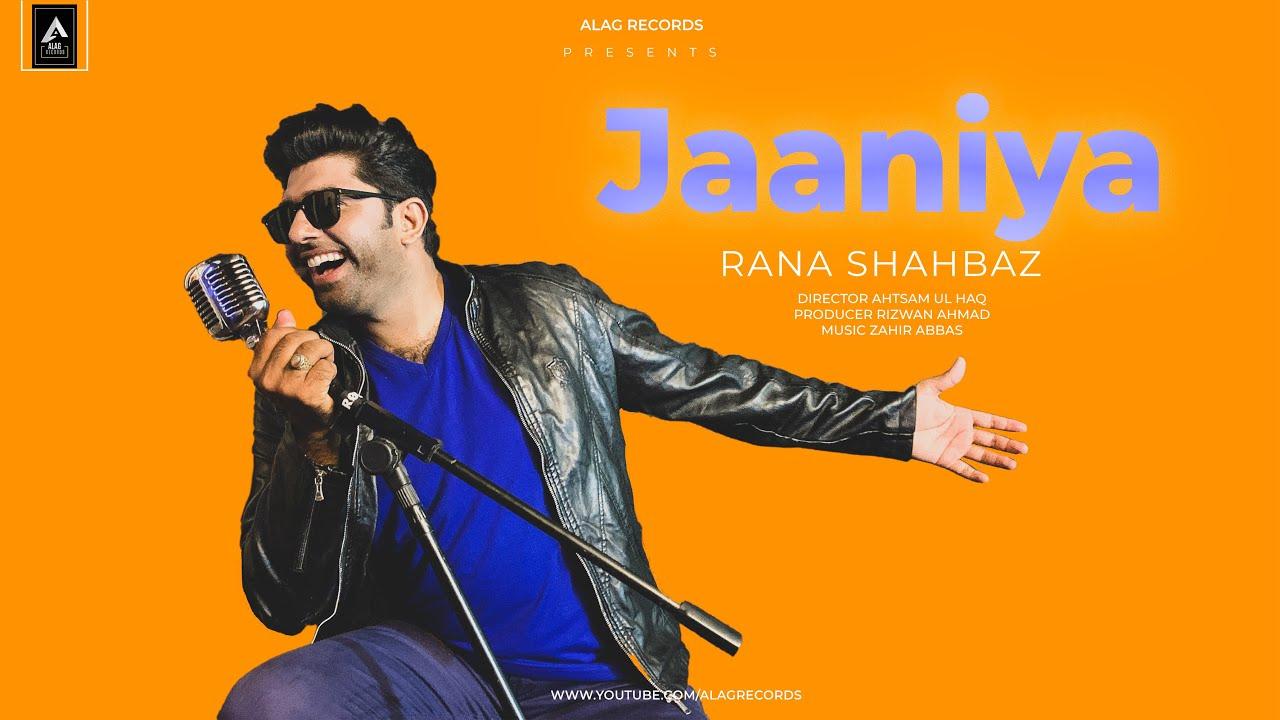 Download Jaaniya (Official Video) Rana Shahbaz