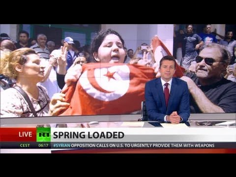 Spring Reloaded: Thousands protest after Tunisian opposition leader assassinated
