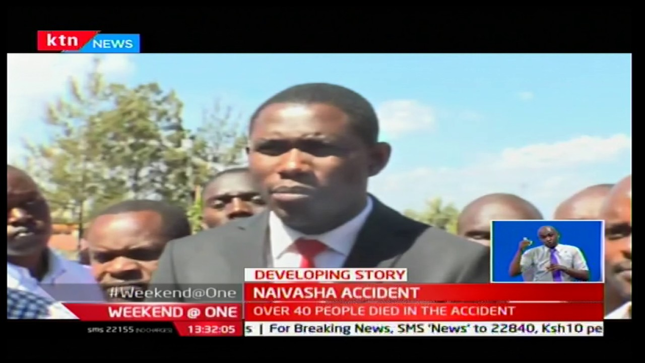 Weekend at One: Officials of KMPDU calls on Nurses and Doctors to assist the explosion victims