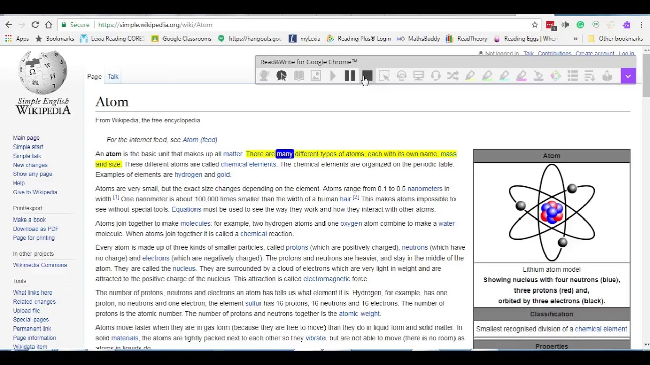 Screen readers readwrite for google chrome youtube screen readers readwrite for google chrome urtaz Choice Image