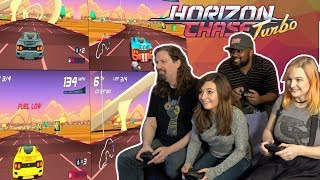 Metal Jesus Crew Split-Screen Tournament - Winner gets $400!!! Horizon Chase Turbo (SWITCH)