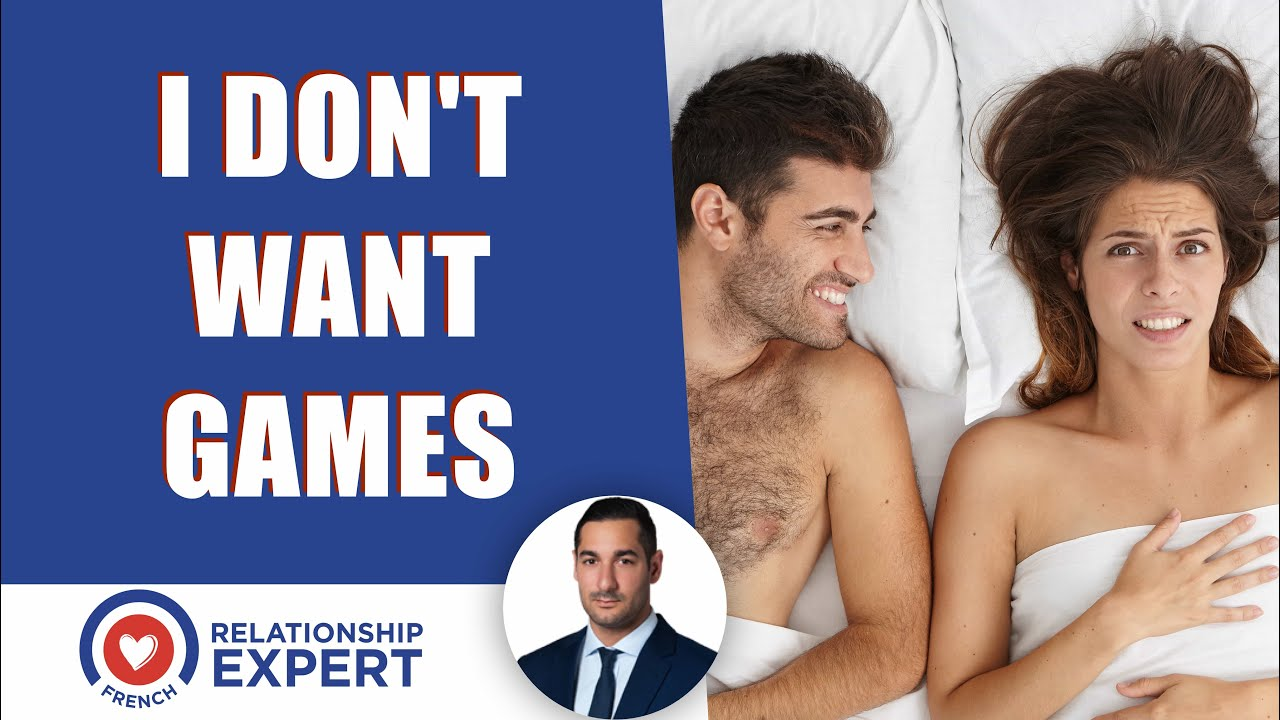 I don't want games: The REAL solutions!