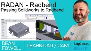 Passing Solidworks To RADBEND
