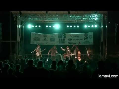 The Hackensaw Boys @ River Music 7-10-2015