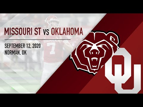 OU Highlights Vs Missouri State (9/12/2020)