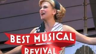 Anything Goes wins 3 Tony Awards!
