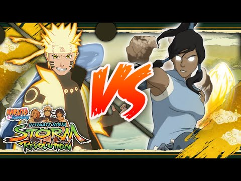 [PC] NARUTO SHIPPUDEN: Ultimate Ninja STORM REVOLUTION ... Naruto Vs Avatar