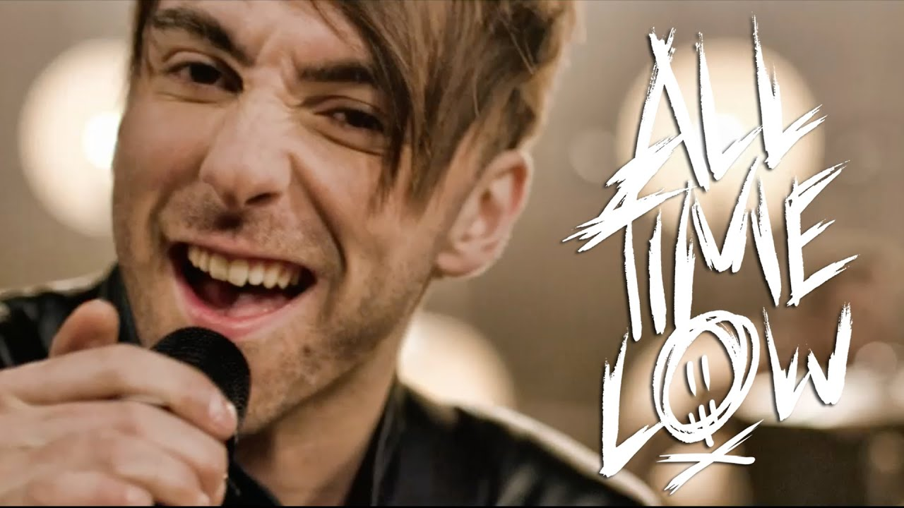 Official Music Video For The All Time Low Song Quot Kids In
