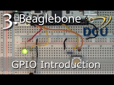 Beaglebone: GPIO Programming on ARM Embedded Linux