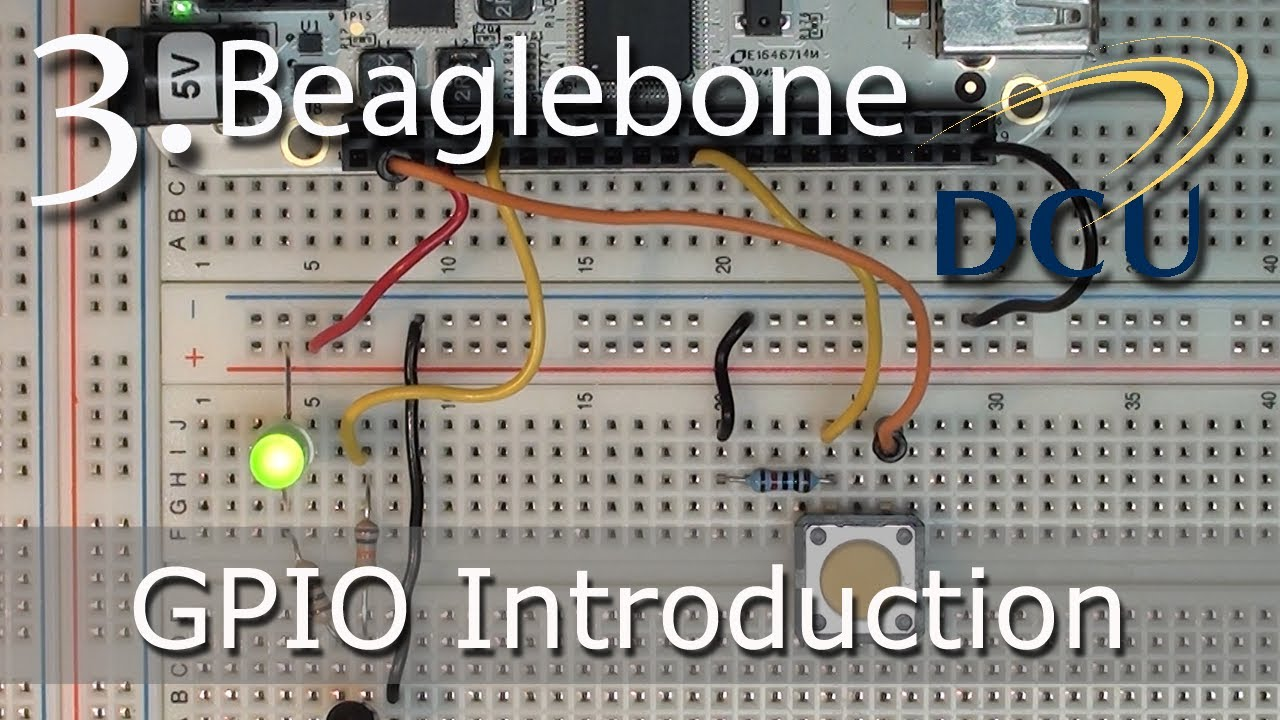 Beaglebone: GPIO Programming on ARM Embedded Linux | derekmolloy ie