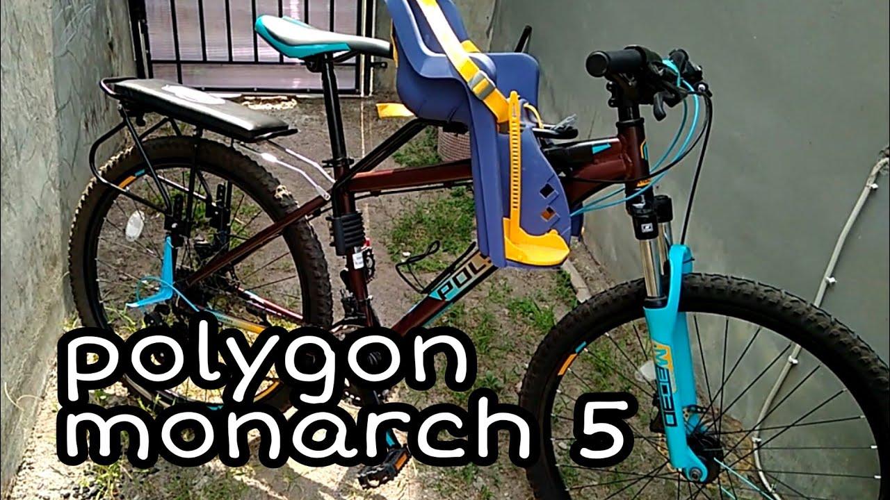 Polygon Monarch 5 Modif YouTube